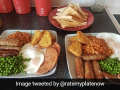 Twitter Debates Over Having Peas (Matar) In Morning After A Woman Added It To Her Breakfast