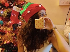 Christmas In June? Actress Mithila Palkar Lost Track Of Time In Lockdown