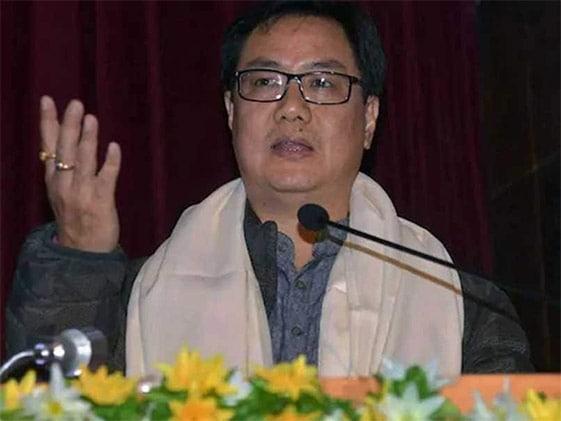 केंद्रीय मंत्री किरेन रिजीजू का राहुल गांधी पर हमला, कहा- कोई आश्चर्य नहीं कि वह...