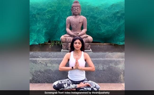 International Yoga Day 2020: Shilpa Shetty Pledges To 'Be Drawn Towards A Better Existence'