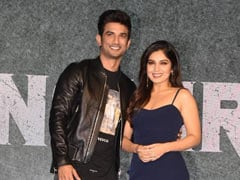 """I'll Spot You Through That Telescope:"" Bhumi Pednekar's Emotional Farewell Note To Sushant Singh Rajput"