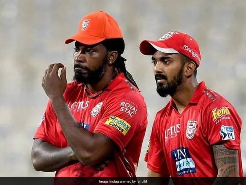 """If Rashid Khan Comes On, Im Gonna Finish Him"": Chris Gayle To KL Rahul In IPL 2018"