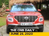 Video : Hyundai Venue 1 Lakh Sales, FAME II EV Subsidy Extended, Nissan Future Plans
