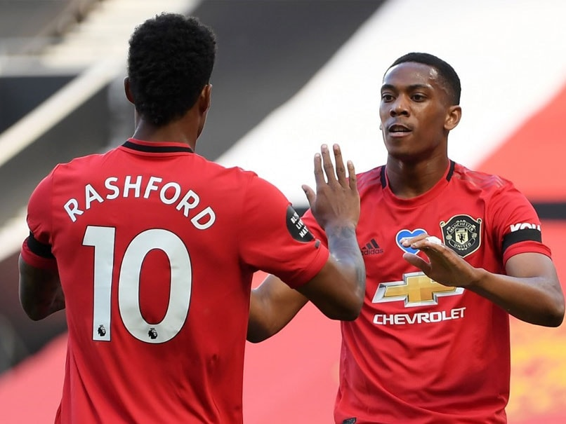 Solskjaer challenges United to go unbeaten for rest of season