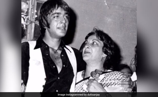 'Best Actress, Best Wife, Best Mother': Sanjay Dutt's Tribute To Nargis On Birth Anniversary