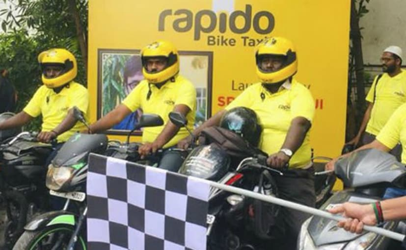 Rapido Rental offers bike taxi rentals which can be booked for a certain period of time
