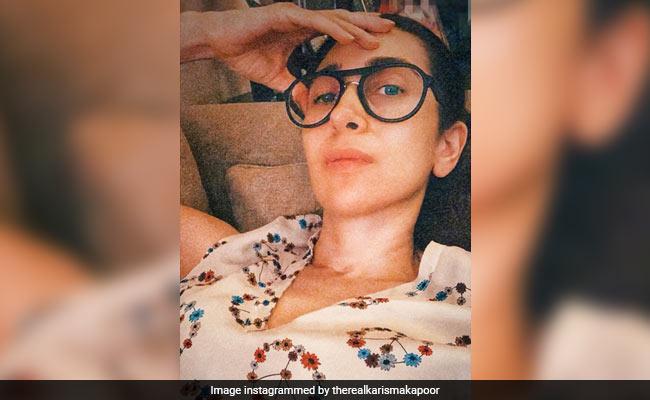 A Glimpse Of Karisma Kapoor's 'Lockdown Diaries'