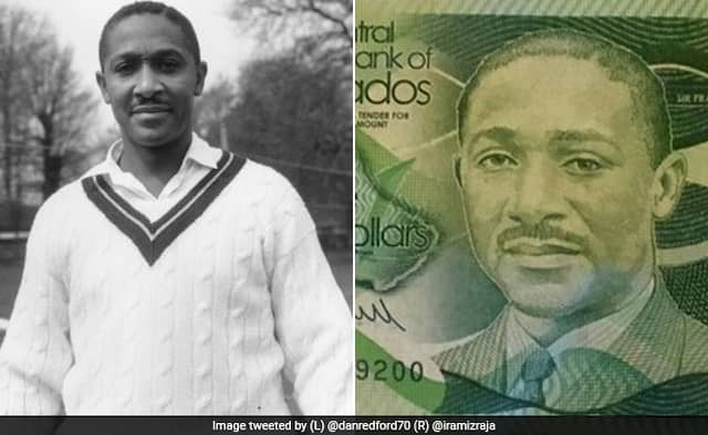 Frank Worrell Only cricketer to be featured on a currency note