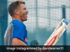 """Prison Break Star Wants To Have """"A Crack"""" At David Warner In The Nets"""