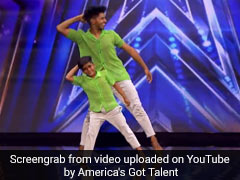 Watch: Cousins From Rajasthan Wow Judges On <i>'America's Got Talent'</i>
