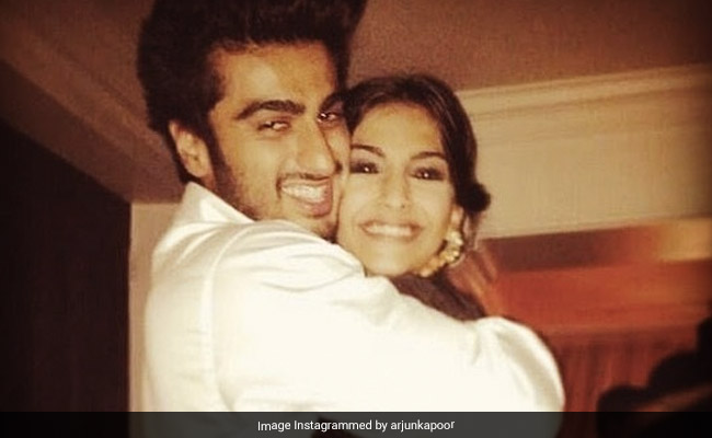 Sonam Kapoor's Birthday Posts From 'Best Hugger' Arjun And Other Family