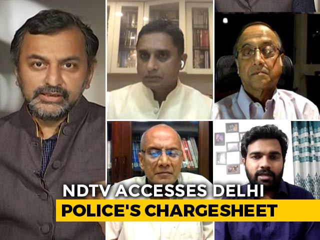 Video : Delhi Riots Chargesheets One Sided?