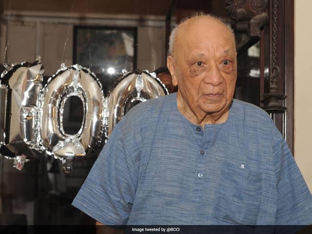 Vasant Raiji, Indias Oldest First-Class Cricketer, Dies At 100
