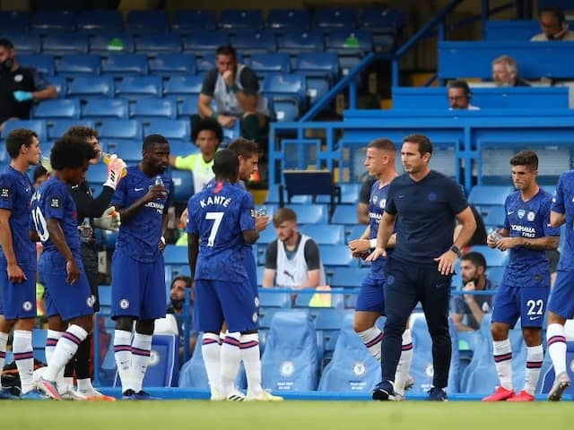Frank Lampard Warns Chelsea Against Complacency In Premier League Top-Four Race