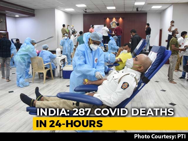 Video : Biggest Single-Day Jump In Coronavirus Cases In India, 9,971 In 24 Hours
