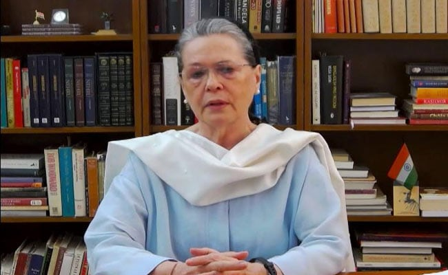 'Extend Supply Of Food Grains To Poor By 3 Months': Sonia Gandhi To PM
