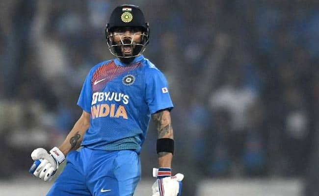 Virat Kohli becomes the ninth Indian to reach the milestone of 250 ODIs