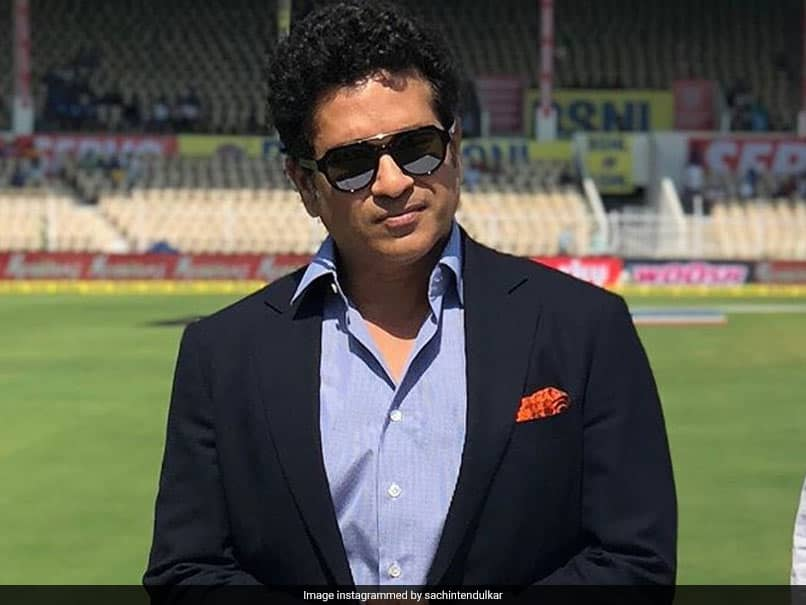 "Sachin Tendulkar Extends Best Wishes To All Of India For ""Largest Vaccine Drive"""