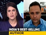 Video : When Indians Are United, We Are Unbeatable: Author Amish Tripathi
