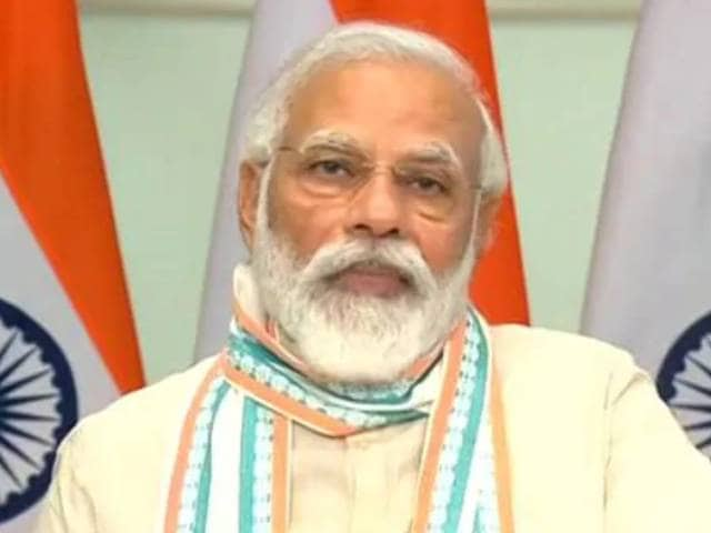 """Video : """"Whatever Be The Challenges, The Year Shouldn't Be Blamed"""": PM Modi"""