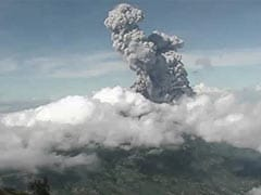 Volcanic Eruption At Indonesia's Mount Merapi Sends Ash 6 KM High