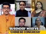 Video : All Out Political War Between BJP And Congress