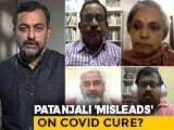 Video : Coronil To Siddha, Controversy Over 'Alternate' COVID-19 Cures