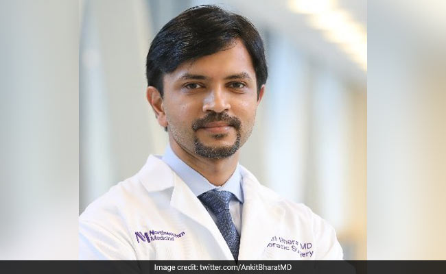 Indian-Origin Doctor Performs 1st Lung Transplant In US For COVID-19 Patient