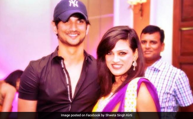 Sushant Singh Rajput's Sister Posts And Deletes Eulogy And Pic Of Actor's Handwritten Note To Her