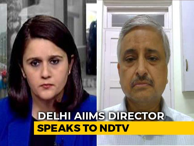 Video : Encourage Home Isolation, Cannot Rule Out Another Lockdown: AIIMS Director