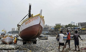 Mumbai Restricts Movement Of People Near Coast Over Cyclone Nisarga