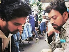"""Irrfan Khan's Son Babil, Often Told """"You Look Just Like Your Dad,"""" Shared A Pic. See Inside"""