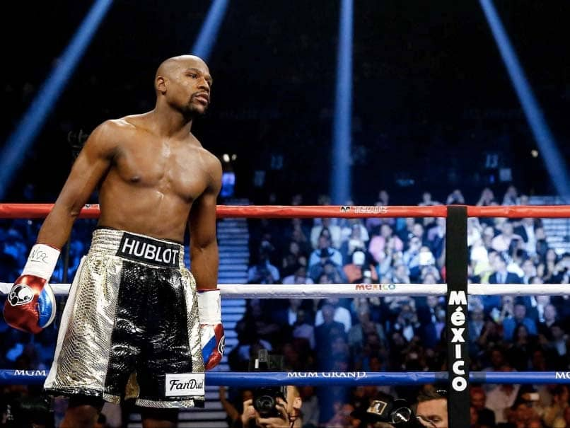 Floyd Mayweather Returns To The Ring For February 2021 Tokyo Bout
