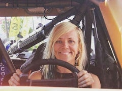 Race Car Driver Jessi Combs Posthumously Named Fastest Woman On Earth By Guinness World Records