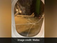Plane Makes Emergency Landing After Drunk Passenger Breaks Window