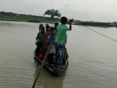 बिहार : चचरी पुल के सहारे आवागमन करने को मजबूर मधुबनी जिले के करहरा गांव के लोग