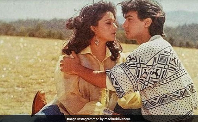 30 Years Of Dil: Madhuri Dixit Recalls Working With Aamir Khan In the Film