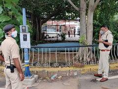 छत्तीसगढ़ : रायपुर में मुख्यमंत्री निवास के सामने एक युवक ने खुद को लगाई आग, गंभीर रूप से झुलसा
