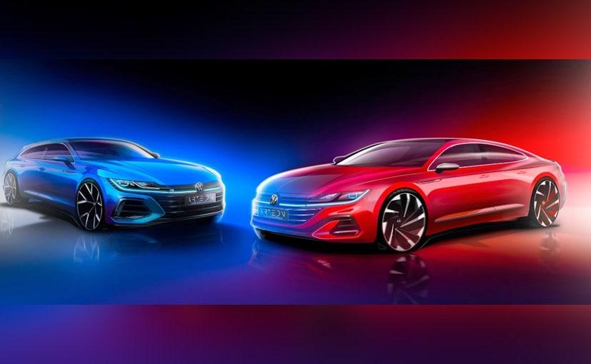 2021 Volkswagen Arteon Teased; To Make Global Debut On June 24