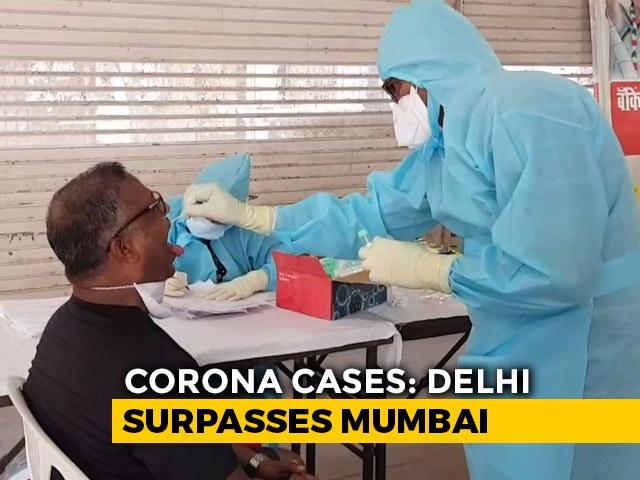 Video : Top News Of The Day: Delhi Crosses 70,000 Coronavirus Cases, Leaves Mumbai Behind