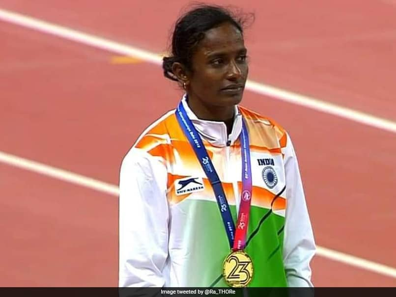 Asian Champion Runner Gomathi Marimuthu Banned For Four Years For Doping