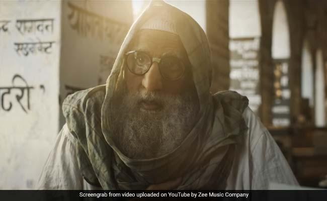 Gulabo Sitabo Song Madari Ka Bandar Makes Amitabh Bachchan Want To Groove