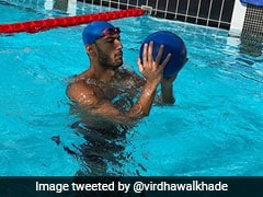 """Asian Games Medallist Swimmer Virdhawal Khade Might """"Consider Retirement"""" If Pools Don't Open For Training"""