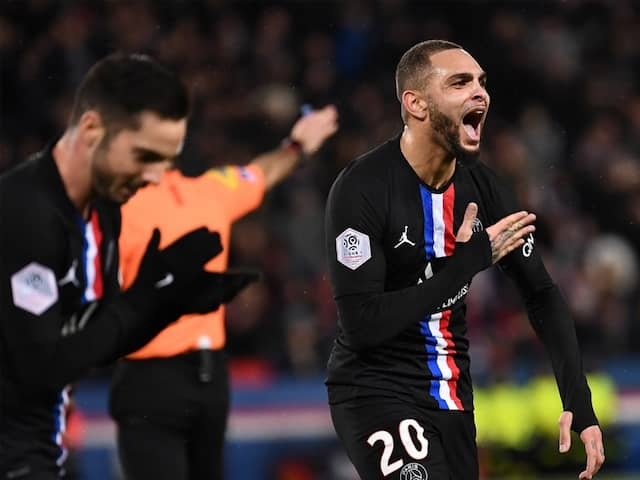 Frances Layvin Kurzawa Extends Paris Saint-Germain Deal Until 2024