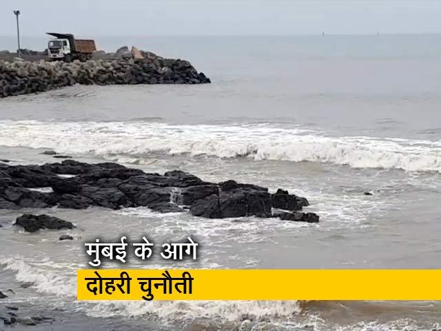 Videos : रवीश कुमार का प्राइम टाइम : कोरोना से जूझ रहे महाराष्ट्र के सामने 'निसर्ग' का ख़तरा