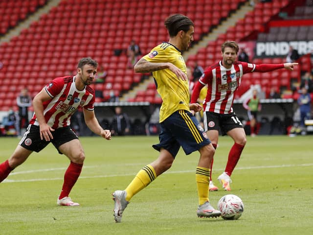 FA Cup: Dani Ceballos Stoppage-Time Goal Fires Arsenal Into Semi-Finals