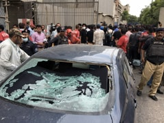 4 Killed In Attack On Pakistan Stock Exchange In Karachi