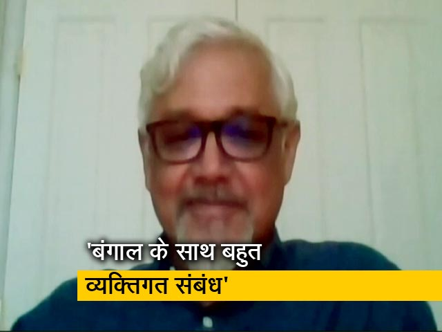 Videos : #AllForBengal टेलीथॉन से जुड़े लेखक अमिताभ घोष
