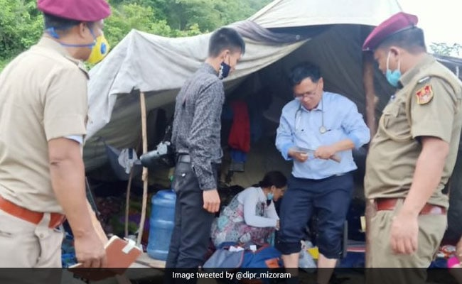 Doctor-Turned-Politician In Mizoram Helps Woman Deliver Baby