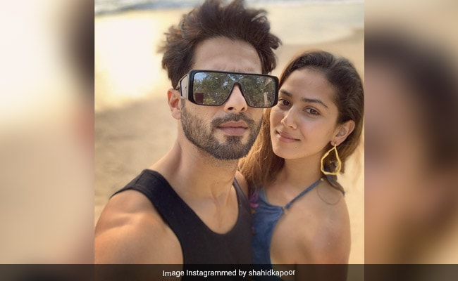 Shahid Kapoor Did This For Wife Mira 'For The First Time In 5 Years'